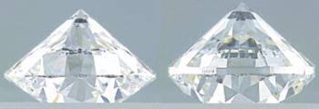 Diamond Girdle Comparison